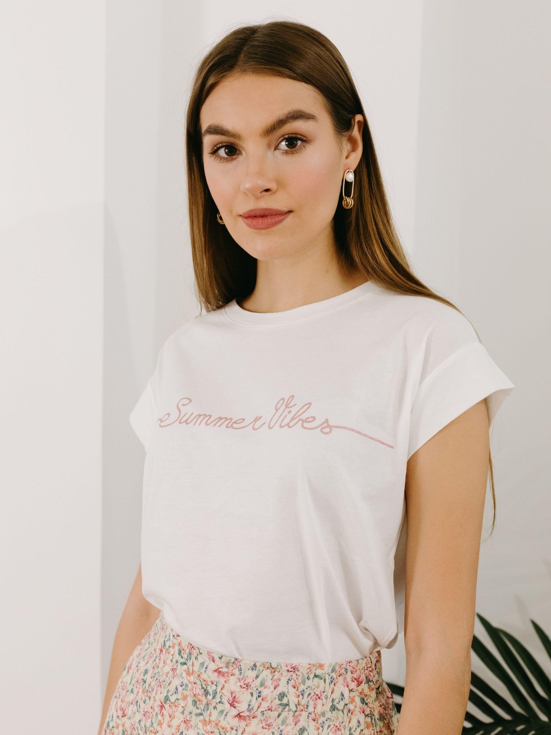 T shirt Summer Vibes