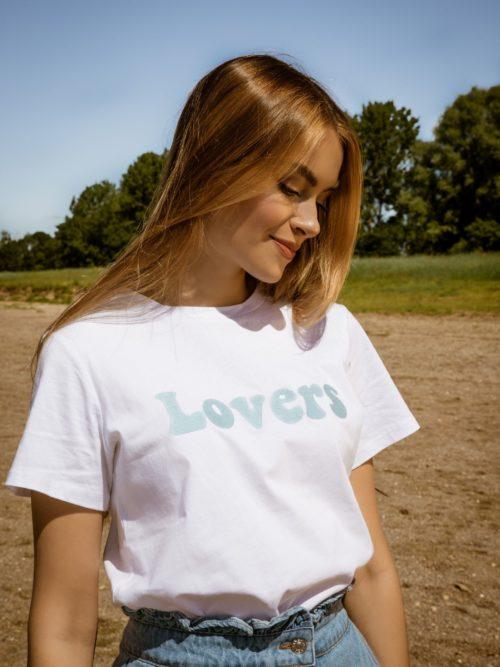 T-shirt lovers femme